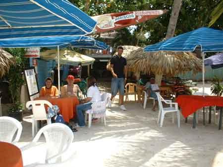 ristorante nancy spiaggia clienti  Nancy Fish