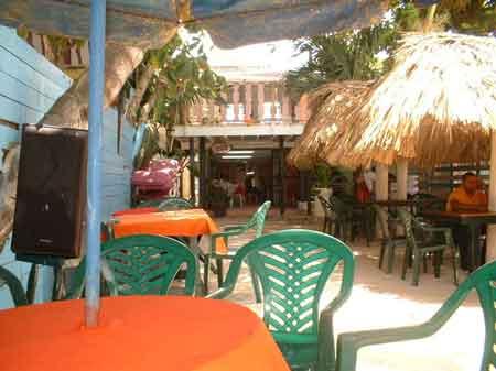 ristorante nancy spiaggia corridoio  Nancy Fish