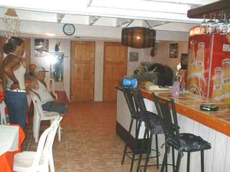 ristorante nancy spiaggia interno  Nancy Fish