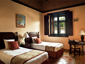 Hotel frances zona colonial santo domingo republica - Camere stile inglese ...