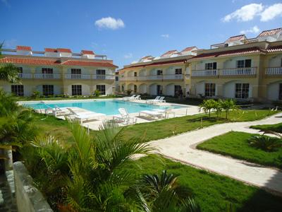 Las Estrellas Residencial Las Palmeras Boca Chica