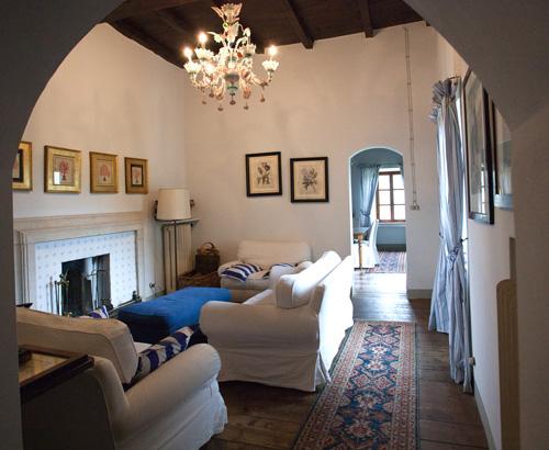 Salotto Con Camino ~ Idee per il design della casa