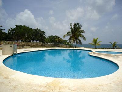 Villa florencia toro bravo boca chica dominican republic for Piscinas toro