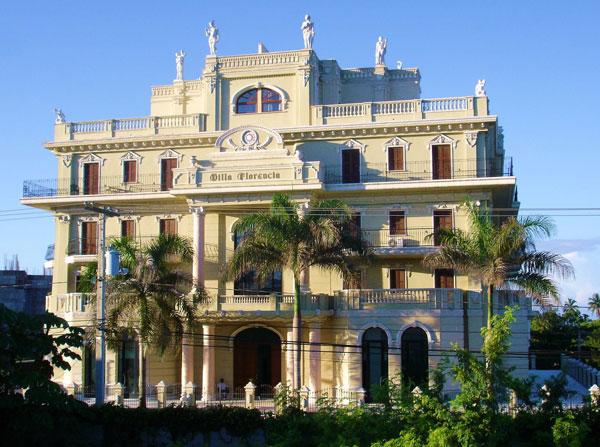 Classic Luxury House villa florencia hotel, boca chica, dominican republic, neo-classic