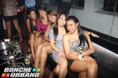 Prostitutes in Santo Domingo