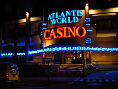dream casino melia santo domingo